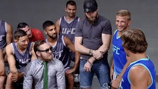 getlinkyoutube.com-The Ultimate Fighter: Conor McGregor and TJ Dillashaw Talk Superfight