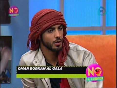 Entrevista a Omar Borkan, El Arabe expulsado de su país por guapo.