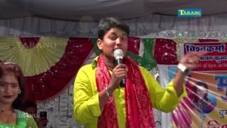 गोलू राजा - लालू के डेरा में भोजपुरी गाने से दर्शक झूम उठे - bhojpuri stage live songs - 2017