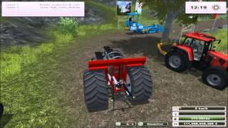 getlinkyoutube.com-Tractor Pulling | Farming Simulator 2013 [HD/FR]  (1/3)