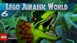 getlinkyoutube.com-Lego Jurassic World || 6 || Things go wrong