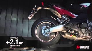 getlinkyoutube.com-Akrapovič Exhaust System for Honda CB 650F