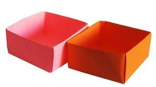 getlinkyoutube.com-Коробочка оригами