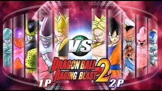 getlinkyoutube.com-Dragon Ball Z Raging Blast 2 - Dream Battles (Live Commentary)