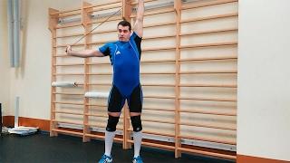 Как делать разминку перед тренировкой