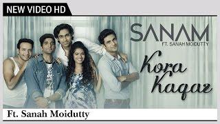 Kora Kagaz - SANAM feat. Sanah Moidutty | Kishore Kumar & Lata Mangeshkar | Music Video width=
