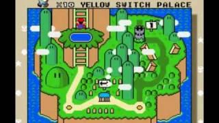 getlinkyoutube.com-Super Mario World complete Walkthrough