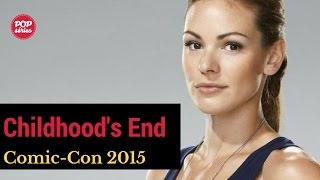 SDCC 2015: Daisy Betts de Childhood's End