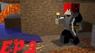 getlinkyoutube.com-Minecraft Hardcore ตอนที่ 3 : ลงถ้ำกันเต๊อะ