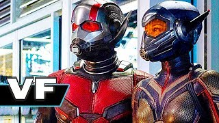 ANT MAN 2 Bande Annonce VF Officielle (2018) width=