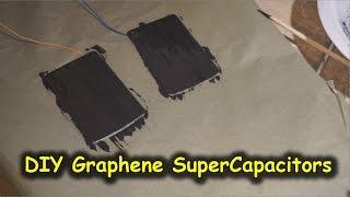 getlinkyoutube.com-Easy DIY Graphene SuperCapacitors