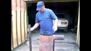 getlinkyoutube.com-печь длительного горения (бубафоня)