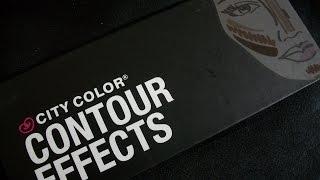 getlinkyoutube.com-City Color Paleta de Contorno, reseña y como hago el contorno