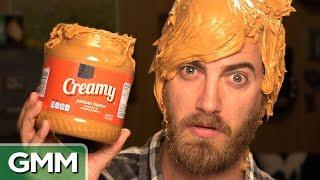 getlinkyoutube.com-5 Weird Things You Can Do With Peanut Butter