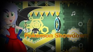 getlinkyoutube.com-Geometry Dash Demon Pokemon Showdown By Usagi1 10* (60FPS)
