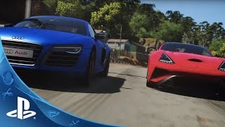 getlinkyoutube.com-DRIVECLUB - PS Plus Edition Trailer | PS4
