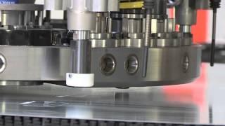 ETP SERVO - CNC Servo Taret Panç Pres