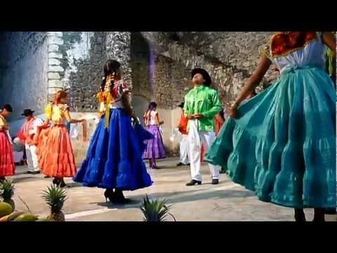 Danzas tradicionales de Oaxaca 2