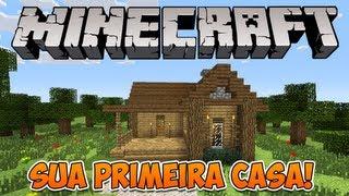 getlinkyoutube.com-Minecraft: Construindo sua primeira casa!