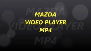 getlinkyoutube.com-MAZDA CONNECT (2016) VIDEO PLAYER MP4