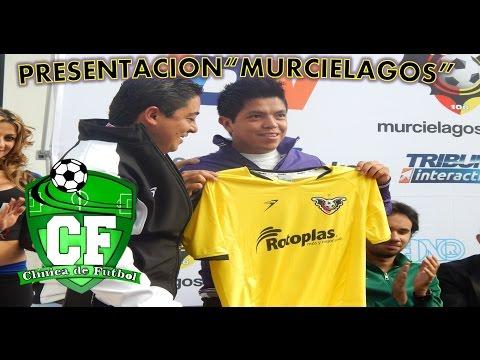 CLINICA DE FUTBOL - MURCIELAGOS FC