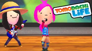 getlinkyoutube.com-Tomodachi Life 3DS Marceline & Bubblegum Song Adventure Time Gameplay Walkthrough PART 22 Nintendo