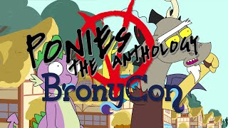 PONIES The Anthology V - BronyCon Premiere Audience Reactions