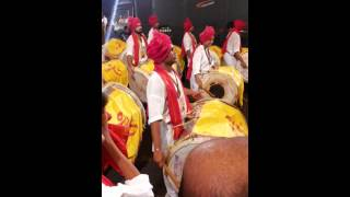 getlinkyoutube.com-Vidhyarthancha Raja 2014 Jagdamb