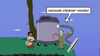 Between the Lions: Cliff Hanger & the Very Powerful Vacuum Cleaner
