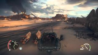 Mad Max PS4 bug 190/191 RESUELTO