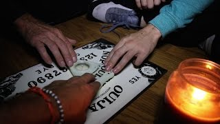 THE OUIJA BOARD RETURNS!