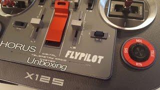 getlinkyoutube.com-Unboxing : Frsky Horus X12S