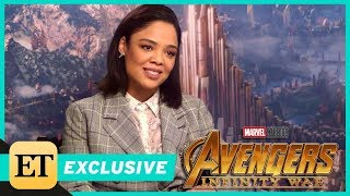Tessa Thompson Says Fans Will Leave 'Avengers: Infinity War' Feeling 'Galvanized' (Exclusive)