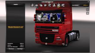 getlinkyoutube.com-DAF XF with Interior Addons ETS2 Mod