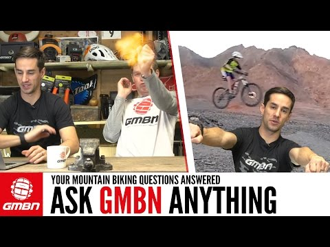 Do I Really Need A Downhill Bike? | Ask GMBN Anything About Mountain Biking