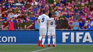 getlinkyoutube.com-LASALLE vs UNWIN FIFA 17