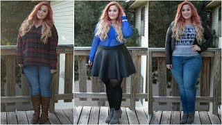 getlinkyoutube.com-The Curvy Diaries: Autumn Nights Lookbook | Plus-Size