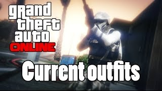 Gta 5 online- Top 10 Sniping/RnG outfits || Rockstar Editor