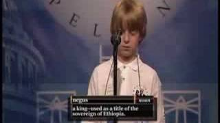 getlinkyoutube.com-Spelling bee: I have to spell Niggas???