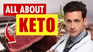 Doctor Mike on Diets: Ketogenic Diet | Diet Review width=