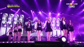 "getlinkyoutube.com-Live HD | 150122 Apink ""LUV & Mr.Chu"" @ KBS 제 24회 하이원 서울가요대상"