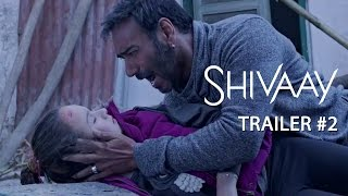 Its all about bonding between a father and daughter #ShivaaySecondTrailer Starring @AjayDevgn