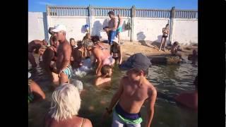 getlinkyoutube.com-Отдых в Счастливцево в Украине на Азовском море.