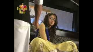 getlinkyoutube.com-On Location of  TV Serial Kumkum Bhagya' Pragya  has Hangover  1