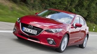getlinkyoutube.com-Mazda 3 - HD - Deutsch
