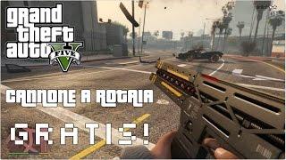 getlinkyoutube.com-GTA V - Come sbloccare il cannone a rotaia! [PS4]