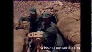 getlinkyoutube.com-FARMAROC: Le groupement militaire Ouhud durant la guerre au sahara marocain