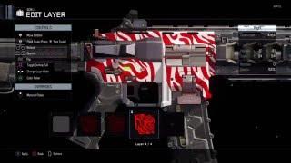 getlinkyoutube.com-ICR-1 red tiger camo (Black ops 3)