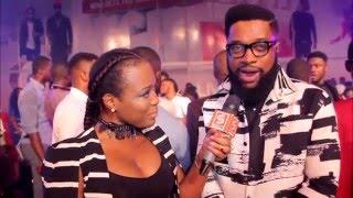 getlinkyoutube.com-Ghana Music Awards 2016 | Yvonne Nelson, E.L, Sarkodie & Wizkid's Backstage Interview