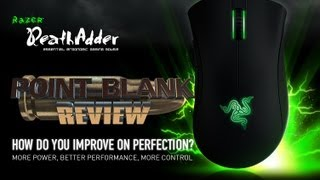 getlinkyoutube.com-Point Blank Review : Razer DeathAdder 2013 ที่สุดของความนิ่งอย่างแท้จริง
